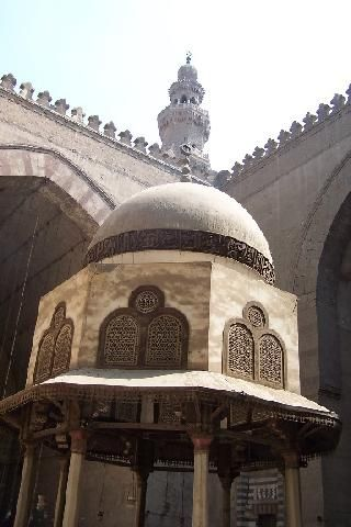 mezquita and madrasa of sultan hassan