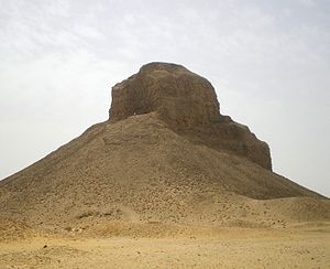 piramide of amen emhat iii