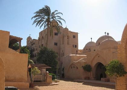 Private Full-Day Tour Monastery of Wadi Natroun from Cairo